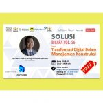 Event: Transformasi Digital Dalam Manajemen Konstruksi
