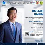 Pemulihan Industri Konstruksi melalui Teknologi Digital – Universitas Parahyangan