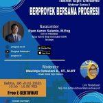 Online Class: Berproyek Bersama PROGRESI – Universitas Dr. Soetomo